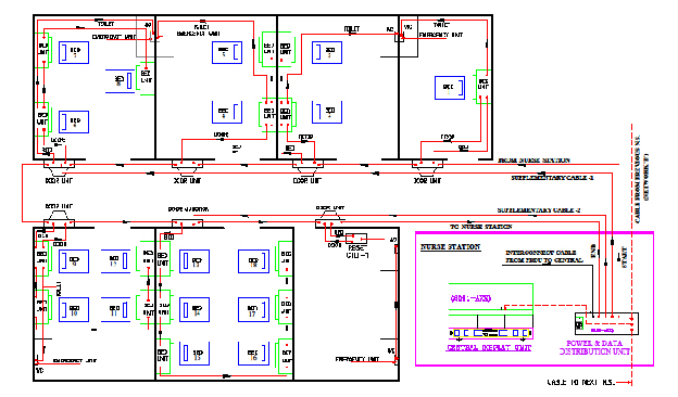 call system6 wiring diagram for nurse call system page 8 yondo tech cornell e-114-3 wiring diagram at crackthecode.co